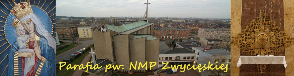 Parafia pw. Najświętszej Maryi Panny Zwycięskiej Częstochowa